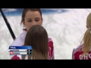 World Women's Chp 2014. Draw 1. RUS-CAN- HIGHLIGHTS.