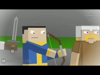 ����������� ���� � Minecraft 4 �����