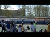 XIX Спартакиада учащихся Тобольска, лёгкая атлетика, 14 мая 2014 г. Победа Руслана Тахирова  беге на 400 метров