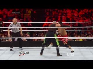 WWE Monday Night RAW 03.03.2014 (Русская версия от 545TV) Часть 1/3